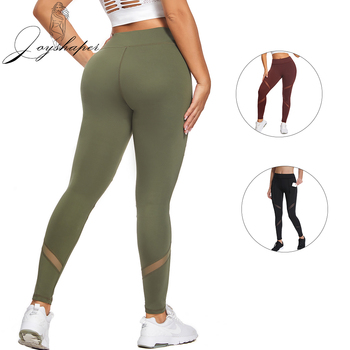 Women Running Leggings Sportswear Workout Sports High Waist Pants Fitness Tights Compression Underwear Gym Plus Size For Jogging women leggings sports pants running sportswear stretchy fitness gym leggings compression tights high waist seamless