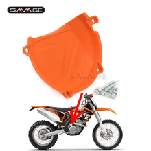 Engine Clutch Case Cover Guard Protector For KTM EXC SX-F XC-W XC-F SMR RALLY 450 500 2012-2017 2015 2016 Motorcycle Accessories