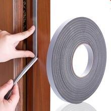 Самоклеящиеся уплотнительные ленты 5 м пенопластовые прокладки