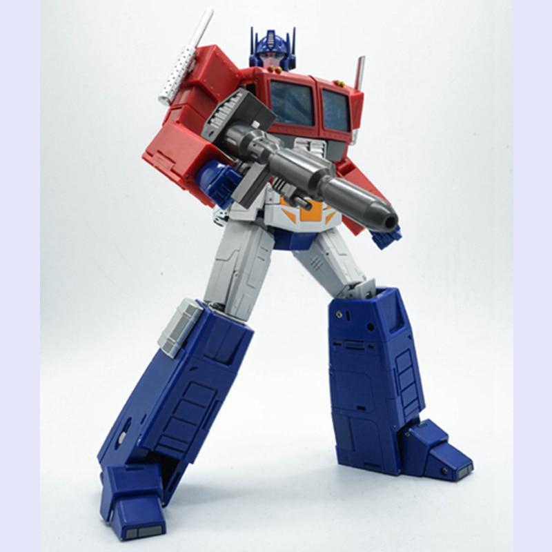 G1 TE transformación OP Commander TE 01 TE01 TE 01E Versión 3,0 TF elemento acción figura colección juguetes deformación modelo niños - 6