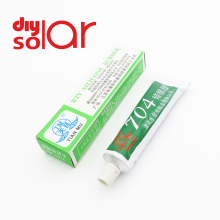 цена на 1PC X Silicone Sealant 45ML for waterproof sealant solar panels resistance silicone rubber neutral cure white Junction box