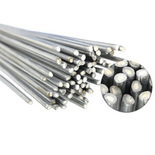 Weld-Wire Solder-Powder Flux-Cored Easy-Melt Aluminium for No-Need