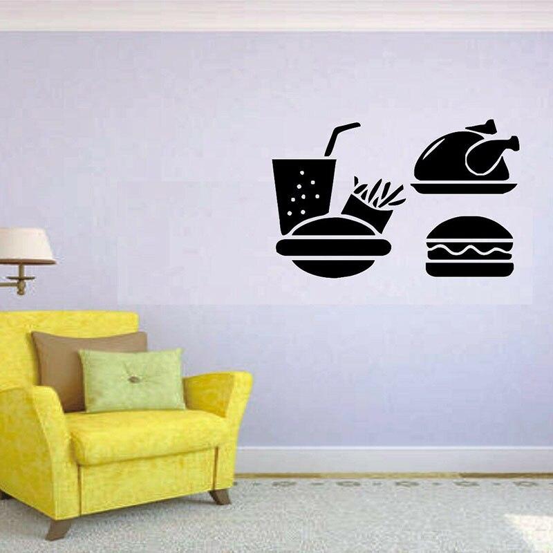 2 XL Fresh Made Sandwiches Sign for shop window Wall Decals Vinyl Sticker