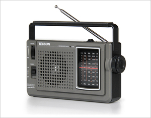 Image 2 - TECSUN R 304 R 304P High Sensitivity FM Radio MW/SW Radio Receiver With Built In Speaker