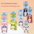 Мини диспенсер для воды для детей подарок милые машина для изготовления холодного/теплая вода, сок, молоко фонтанчик для питья для моделиро...