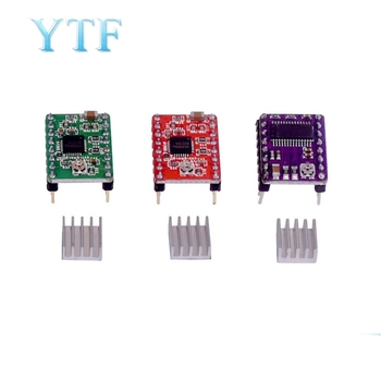Reprap Stepper Driver Stepper Motor Driver A4988/DRV8825 For 3D Printer