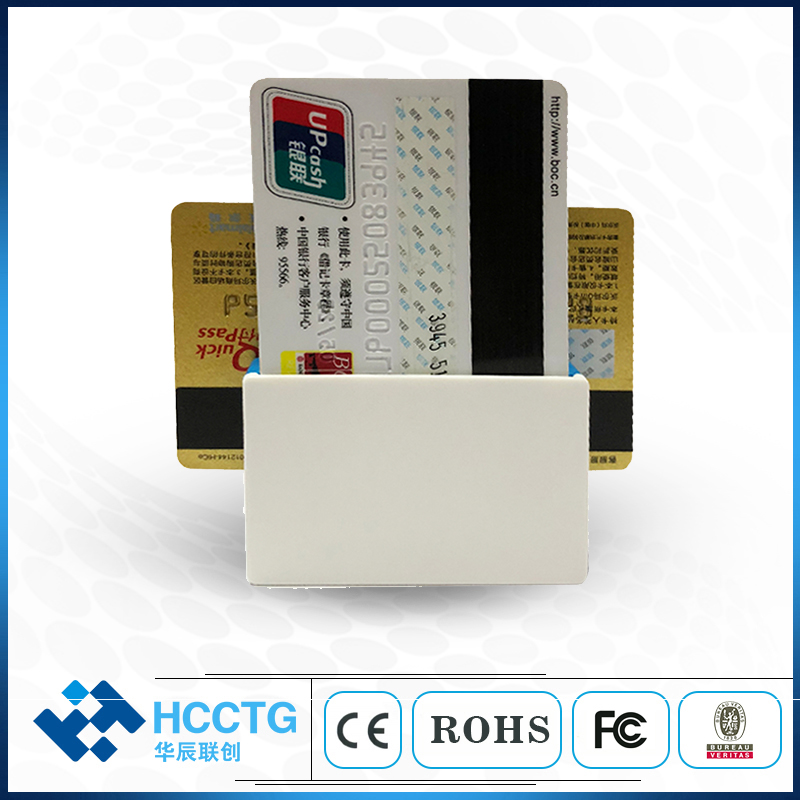 Bluetooth Magnetic & IC % NFC RFID Reader Smart Mobile Multi Card Reader with Free SDK Android  IOS System  MPR110