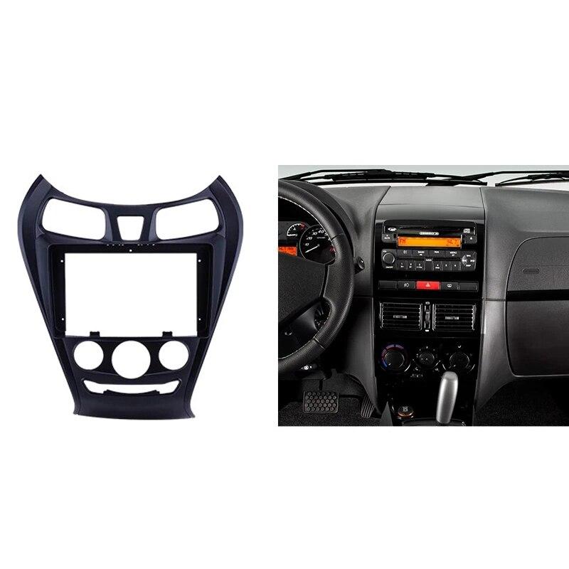 9 Inch Car Audio Radio Fascia for Hyundai EON 2012 DVD Player Stereo Panel Frame