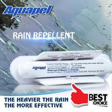 Aquapel Invisible Wipers Car Wiper 1 Pc Universal Anti Rain Car Windshield Wipers RepelsGlass Water Rain Repellent cheap Computer Brush 00478 Stocked Plastic Hand