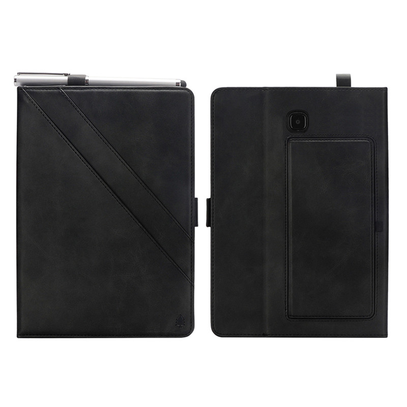 Business Cover For Samsung Galaxy Tab A 8.0 2018 Case T387 SM-T387W SM-T387V PU Leather Card Wallet Tab A 8 T387 2018 Cover Capa