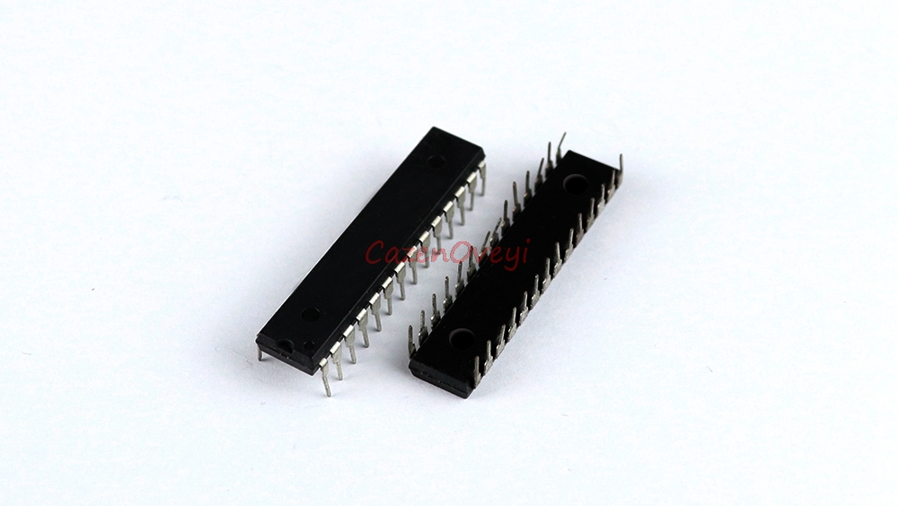 5pcs/lot ATMEGA328P ATMEGA328P-PU DIP-28 New Original In Stock