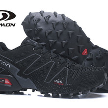 Salomon speed Cross 3,5 CS Fly line, уличная спортивная обувь, мужская обувь для фехтования, новинка, 6 цветов, евро 40-46