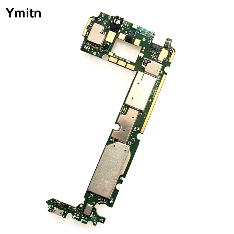 Ymitn Unlocked Electronic Panel Mainboard Motherboard Circuits With Chips For Motorola Moto G5S Plus G5S+ XT1804 XT1801 XT1803