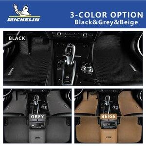 Image 4 - Honeycomb dual doppel schicht Design Auto Boden Matte Häute Schmutz EVA teppich für Toyota Crown Camry RAV4 Highlander LC200 Prado tundra