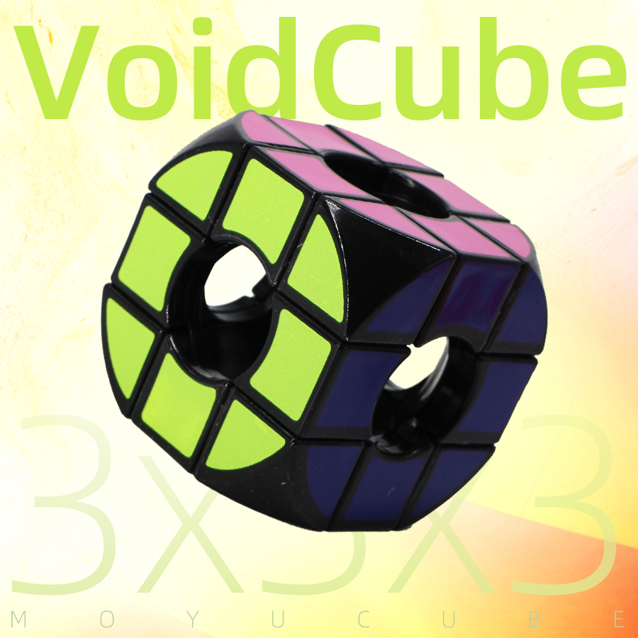 Puzzle Cube 3x3 Rounded Void Cube Pillowed Cube 3x3x3 Speed Cube Cubo Magico Educational Toys Magic