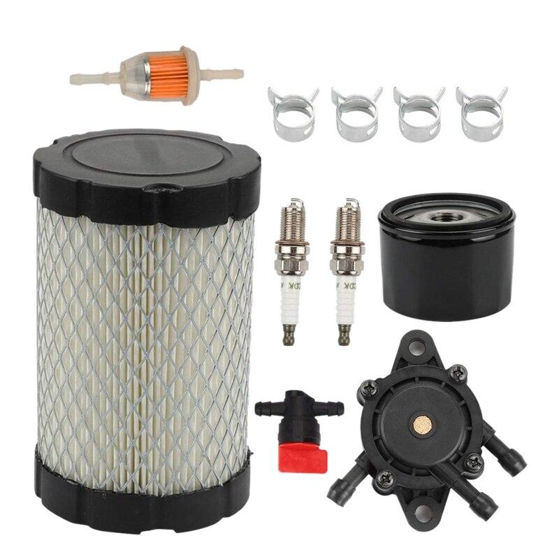 MIU14395 Air Filter With Fuel Pump Fuel Filter For John Deere D100 D105 D110 D130 D140 D160 D170 D125 L105 L107 LA135 Lawn Mower