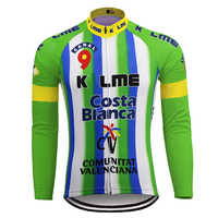 Langen ärmeln radfahren Jersey winter fleece & keine fleece team pro bike kleidung mtb jersey ropa ciclismo angepasst