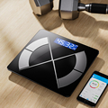 Bluetooth Body Fat Scale electronic Digital scale Smart Weight scale Floor Bathroom scale balance body weight loss