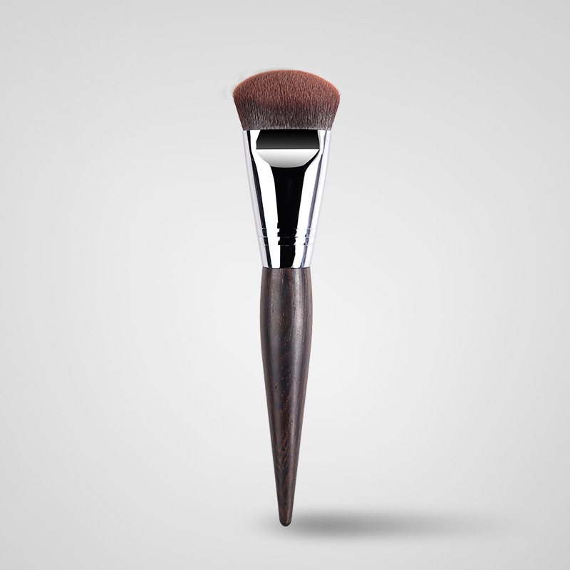 Foundation-Brush Face-Makeup-Brush Flat-Head Multifunctional High-Quality 3D Special-Liquid