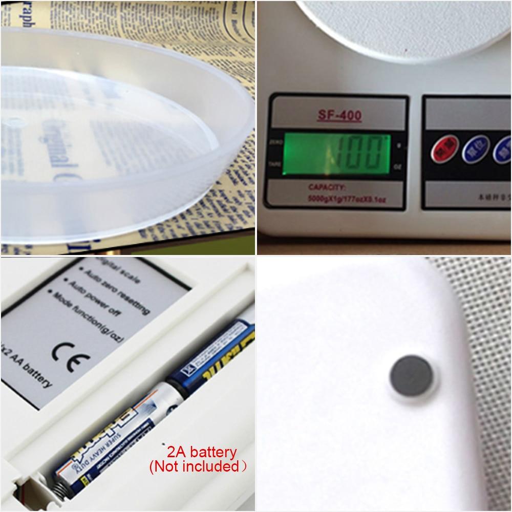 1 шт., портативные электронные весы, 5 кг-1