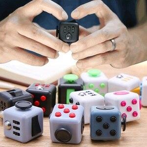 Тревога снятие стресса снятие внимания декомпрессия пластиковый фокус Непоседа игровая игрушка в кости для детей подарок для взрослых