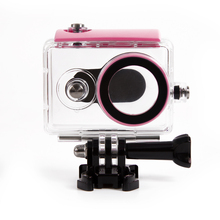 Orsda Underwater Diving Waterproof Case for Xiaomi Yi 1 Sports Camera Waterproof Protective Box for Xiaomi yi 1 Action camera