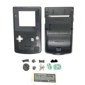 Image 5 - ใหม่เปลือกสำหรับ Nintendo Gameboy GBA SHELL Hard Case เปลี่ยนเลนส์หน้าจอสำหรับ Gameboy ADVANCE คอนโซลที่อยู่อาศัย