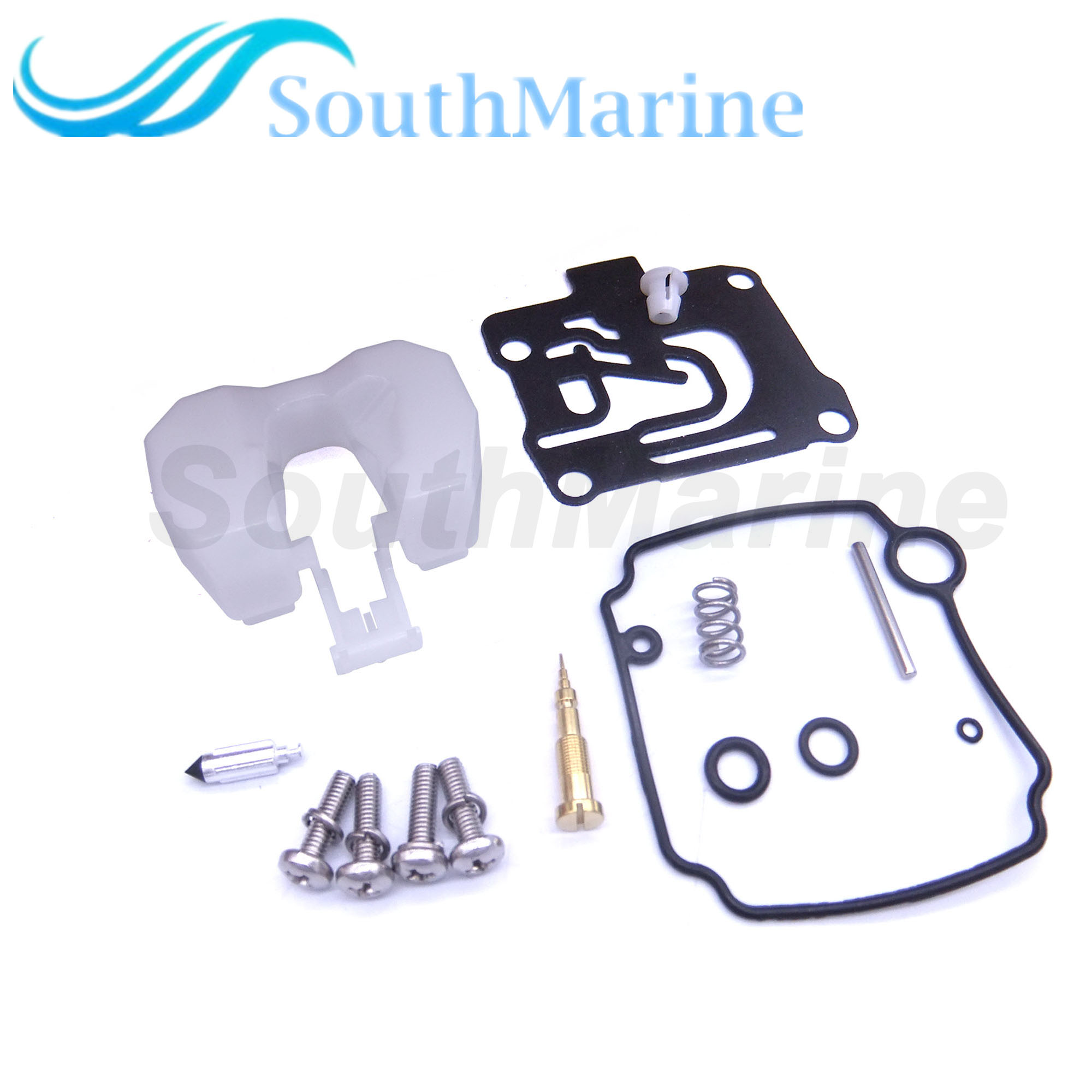 Boat Motor 62Y-W0093-10 62Y-W0093-11 Carburetor Repair Kit For Yamaha Outboard Engine 50HP T50 F50