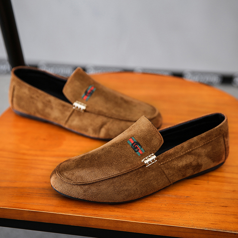 Brand 2020 Fashion Summer Style Soft Moccasins Men Loafers High Quality Genuine Leather Shoes Men Flats Gommino Driving Shoes