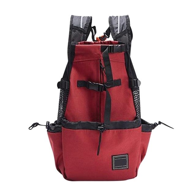 Large Dog Carrier Backpack 5