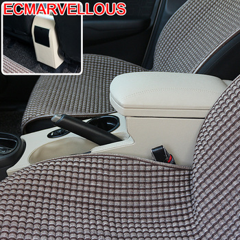 Rest Car-styling Car Automobiles Modified Styling Modification Arm Armrest Box 09 10 11 12 13 14 15 16 17 18 FOR Honda Fit
