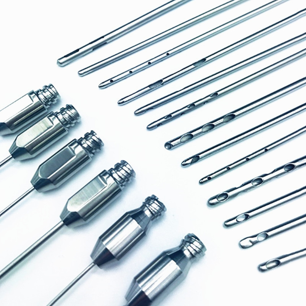 1pcs Multi-Type Hole Needles For Liposuction Cannulas For Liposuction Surgery