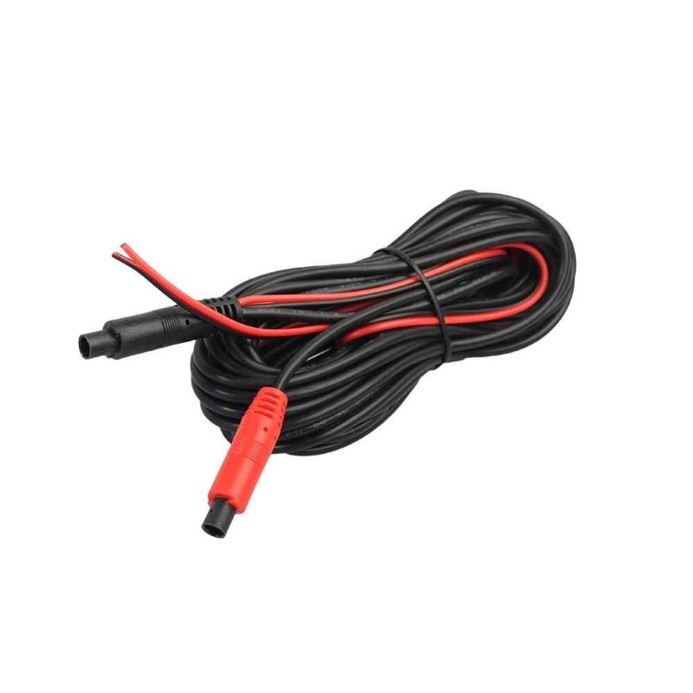 4 M/6 M coche de marcha atrás vista trasera cámara de aparcamiento Cable de vídeo con disparador Cable de vídeo coche aparcamiento trasero vista de Cable