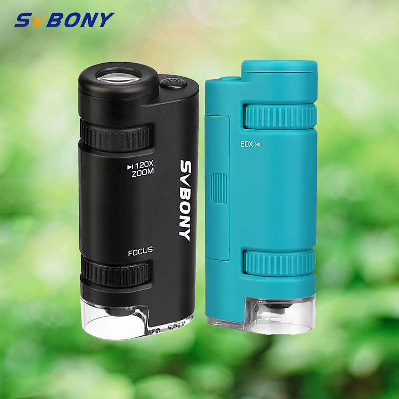 SVBONY SV603 50x-1000x Wireless Microscope Hand-held USB HD Camera with Bracket for Android and iOS System Smart Phones