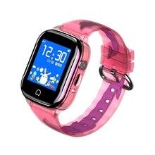FULL-K21 смарт gps часы детские Новые IP67 Водонепроницаемый SOS телефон смарт часы детские gps часы подходят sim-карты IOS Android наручные часы