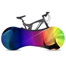 Multifunction Elastic Anti-Dust Rust Resistant Waterproof Bicycle Wheel Cover Universal Bike Protective Accessories