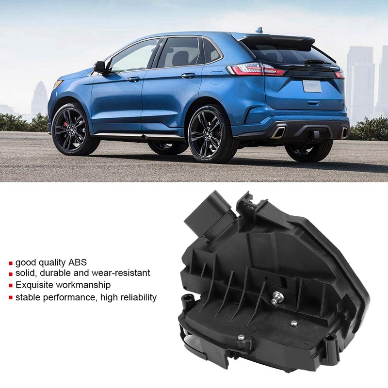 Привод защелки задней левой двери автомобиля BE8Z5426413B AE8Z5426413A для ford Fiesta Edge Fusion MKX 2011 2018