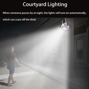 Image 2 - 1080 p 防水壁ランプ ip カメラ ir humanbody 誘導 videcam モーション検出スマート誘導ランプ屋外カメラ V380
