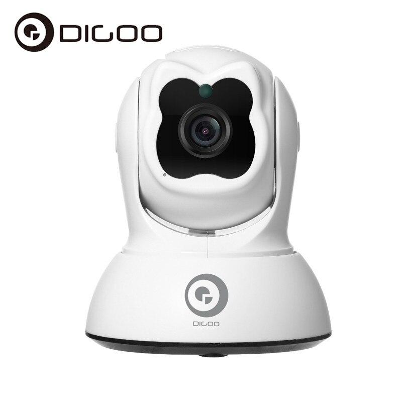 720P//1080P Wireless Wifi Baby Monitor Two Way Audio Night Vision Alarm IP Camera