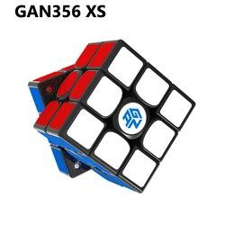 Best Selling Original GAN 356 XS 3x3x3 Magnetic Puzzle Flagship GAN356 X S 3x3 Speed Magic Cube Cubo Magico Education Toy Kids