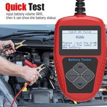 QUICKLYNKS BA101 Automotive 12V Fahrzeug Batterie Tester BA101 Batterie Tester