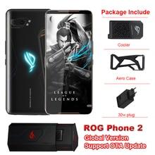 Global Version Asus ROG Phone 2 Game Phone 6 59 8GB RAM 128GB ROM font b