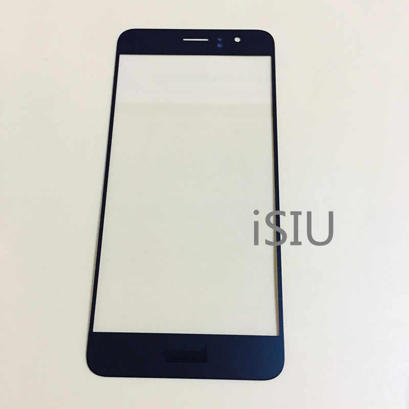Dokunmatik ekran için Huawei onur 8 Pro/onur V9 dokunmatik Panel 5.7 lcd ekran ön cam Lens telefonu yedek parçaları yedek