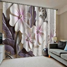 fashion 3d curtains window curtain living room extend 3d stereoscopic model home curtains curtains living room window 3D Window Curtain stereoscopic relief flower Curtains For Living Room Luxury Girls Bedroom Curtains 3D Drapes