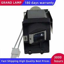 Yedek lamba 5J.J6L05.001 BENQ EP6127A/ES616F/EX6270/MS276F/MS507H/MS517F/MX2770/MW519 projektörler Happybate