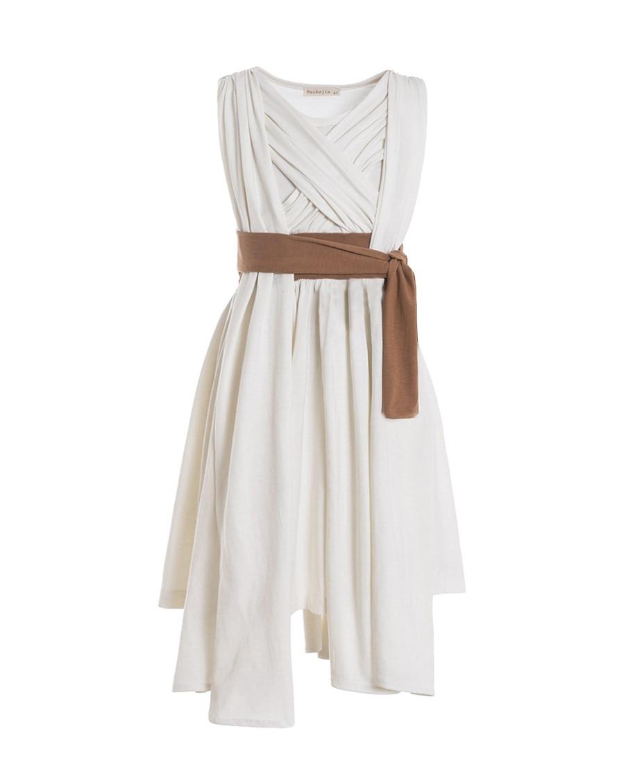 Princess Leia costume, leia outfit,Girls dress,Twirl dress,Halloween Costumes,leia Birthday Outfit,Toddler Dress 4