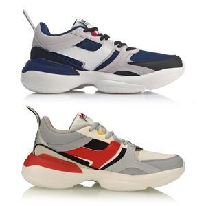 Image 2 - Li ning Zapatillas deportivas con forro Retro para hombre, zapatos deportivos ligeros, estilo MEDALIST li ning GLORY 92, AGLP083 YXB327