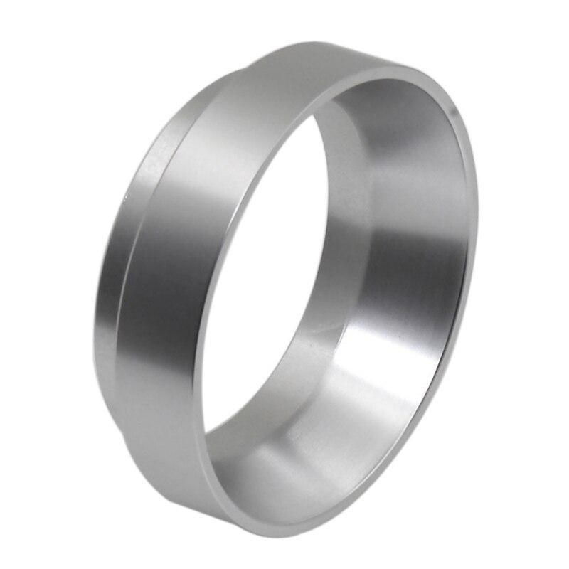 Aluminum IDR Intelligent Dosing Ring For Brewing Bowl Coffee Powder Espresso Barista Tool 58MM Profilter Coffee Tamper HOT