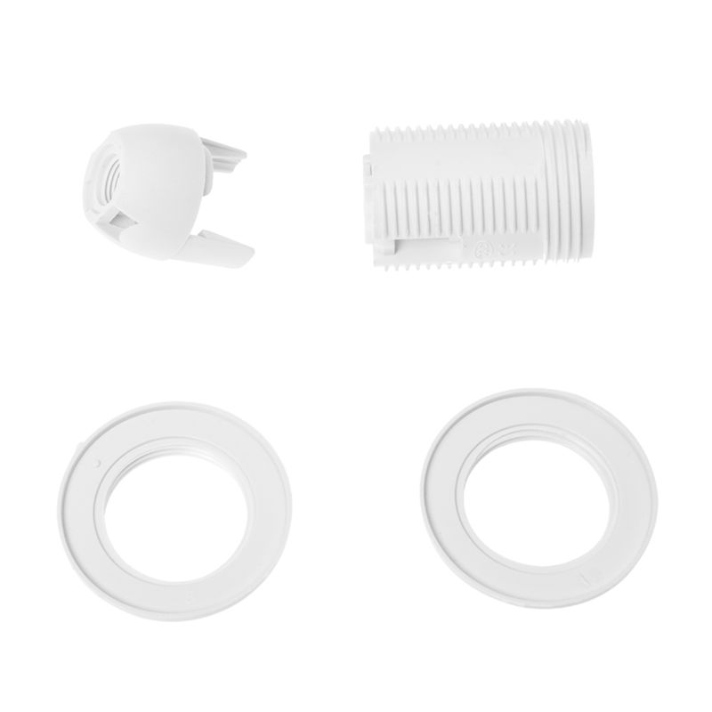 Promotion! Plastic Shell Screw Type <font><b>E14</b></font> Bulb Light <font><b>Lamp</b></font> Holder <font><b>Socket</b></font> AC 250V 2A image