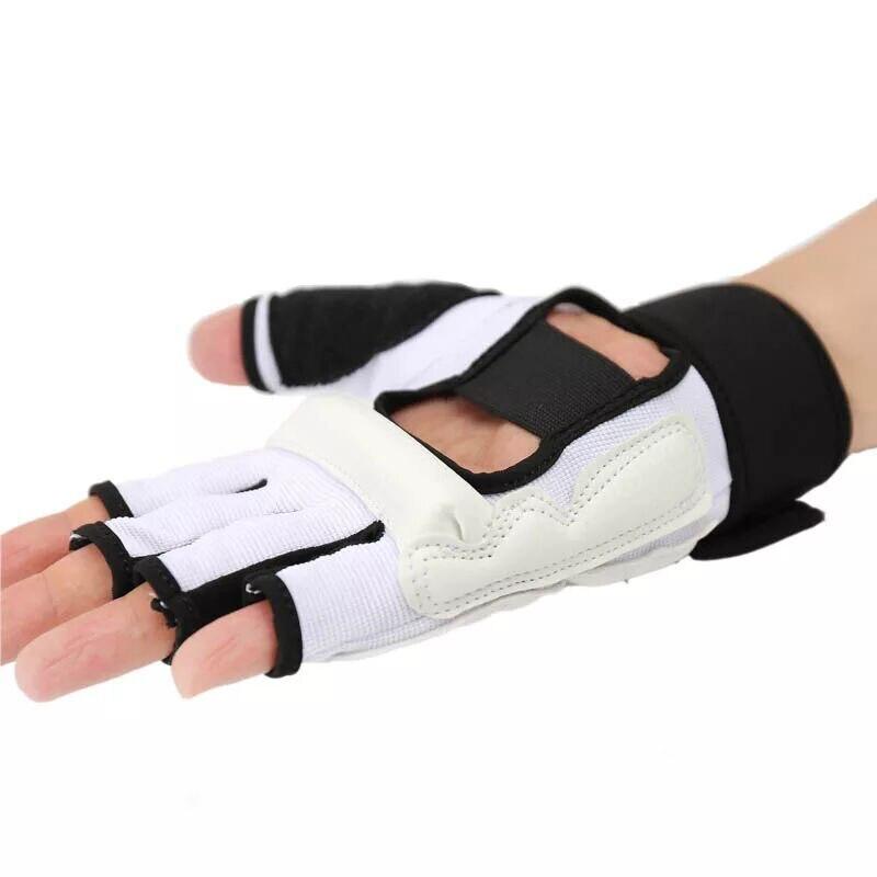 Taekassistdo luvas de mão para adultos, proteção